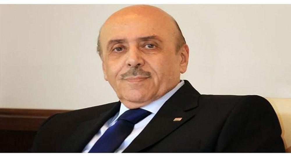 صورة صحيفة لبنانية: لقاء سري بين واشنطن وعلي مملوك