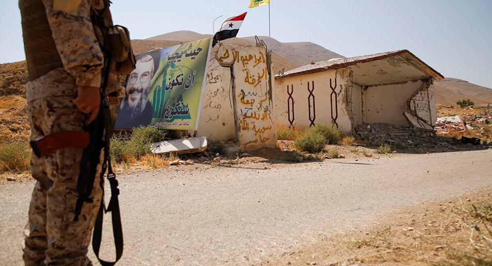 """صورة """"لتجنب إزعاج القيادة الإسرائيلية""""..إيران تنسحب من جنوب سوريا"""