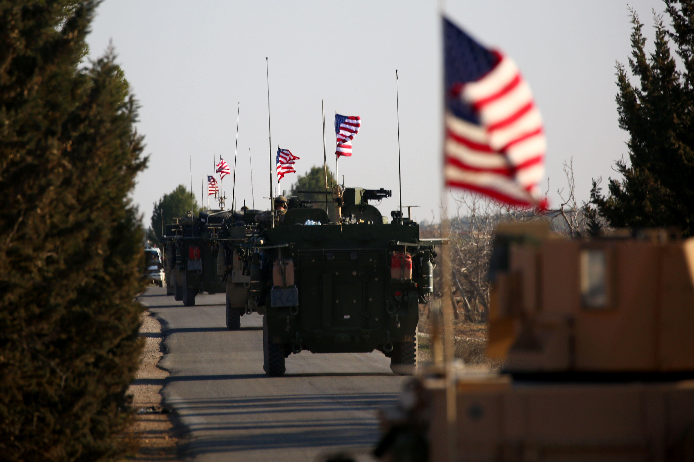 صورة أول فاتورة عربية لبقاء أمريكا في سوريا