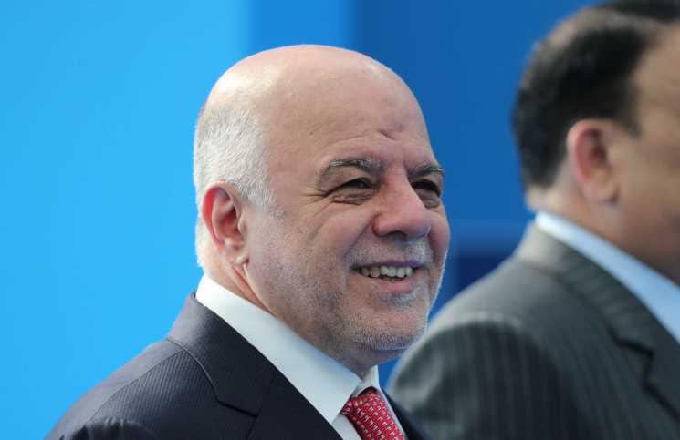 صورة العبادي يقترح على إيران التعامل بغير الدولار..والسبب؟
