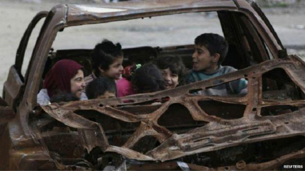 صورة بريطانيا توقف مساعداتها الإنسانية للمعارضة السورية