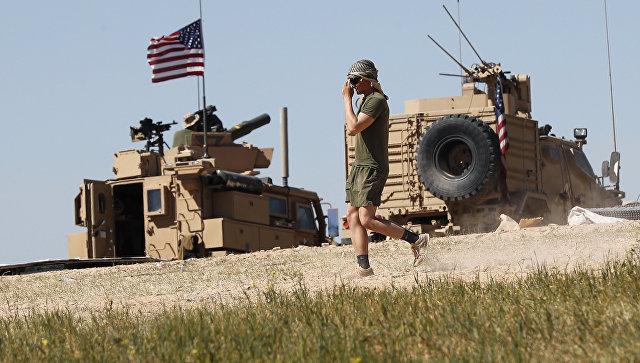 صورة شحنة مساعدات عسكرية من التحالف لأكراد سوريا
