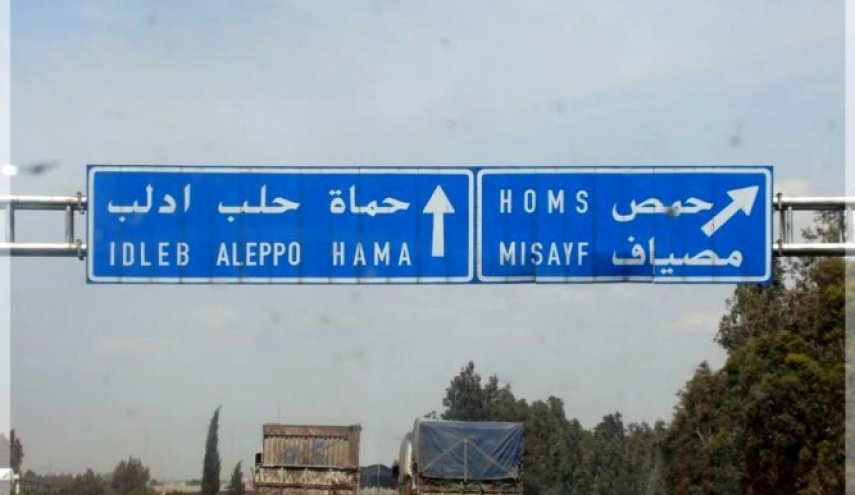 صورة النظام يفرض إتاوات على العبور من حمص لحماة