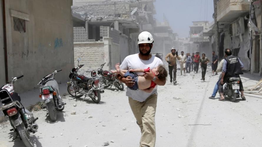 صورة رغم خفض التصعيد..1000 قتيل وجريح بإدلب
