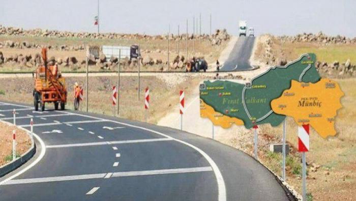صورة تركيا تخطط لإنشاء شبكة طرق سريعة بريف حلب
