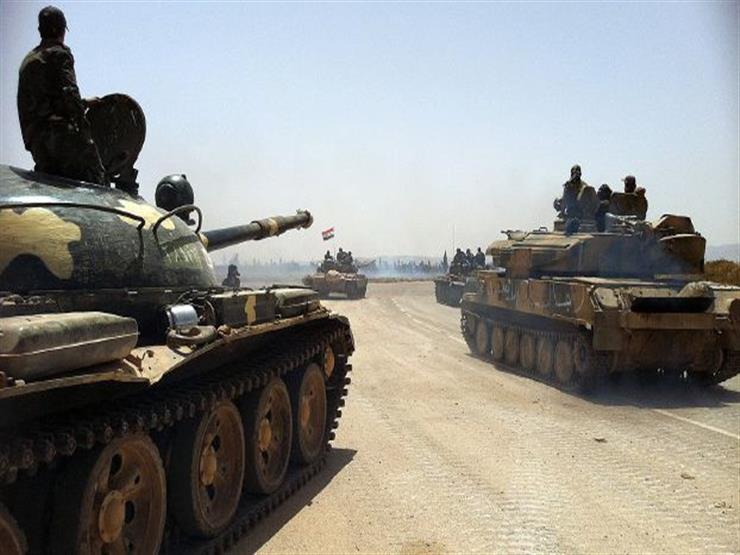 صورة أنباء عن حملة قريبة على إدلب