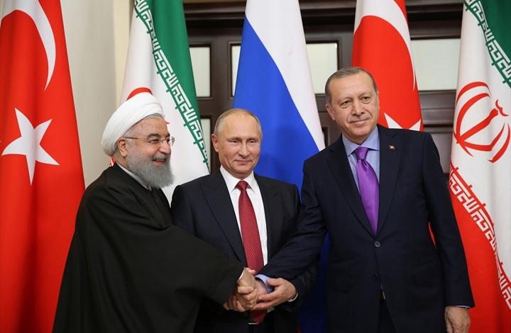 صورة لماذا تفرض واشنطن عقوبات متزامنة على روسيا وتركيا وإيران؟