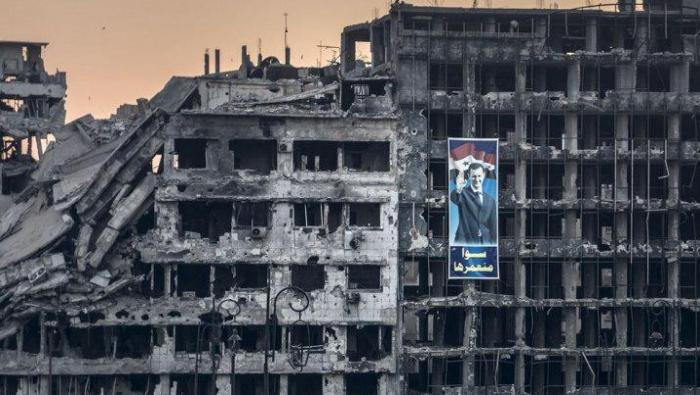 صورة صحيفة روسيّة: الأسد من منتصر بالحرب إلى خاسر في السلام!