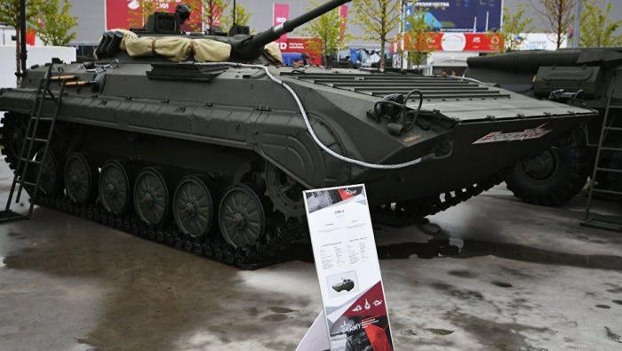 """صورة عربة روسية لـ""""النمر"""".. لا تمتلكها قوات الأسد"""