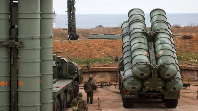 """صورة روسيا: توريد صواريخ """"إس-400"""" لتركيا يبدأ في 2019"""