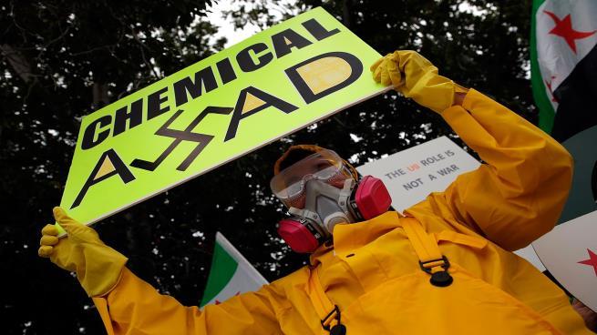 صورة هل التحذير الكيماوي الروسي هدفه التهجير؟