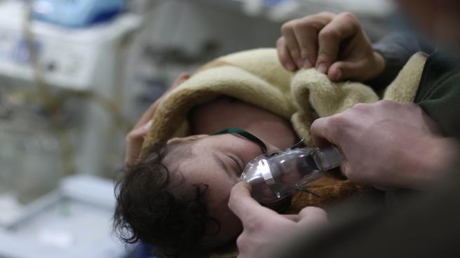 صورة دول تحذّر الأسد من استخدام الأسلحة الكيميائية بإدلب