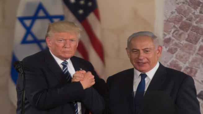 صورة تحليلات: سقوط ترامب سيضر بإسرائيل استراتيجياً