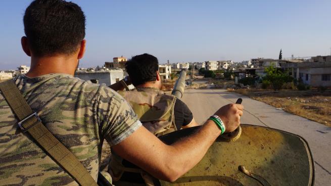 صورة حشود حول إدلب..وتوقعات بعملية محدودة