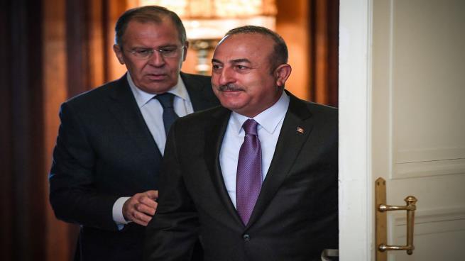 صورة تفاهم الأتراك والروس يحدد مصير شمال سورية