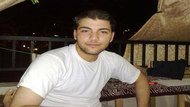 صورة الناشط مجد خولاني..حرّم دماءهم فاستحلوا دمه