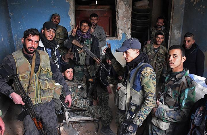 صورة روسيا وإيران خطفتا ولاء هذه القوات من الأسد.. تعرف عليها