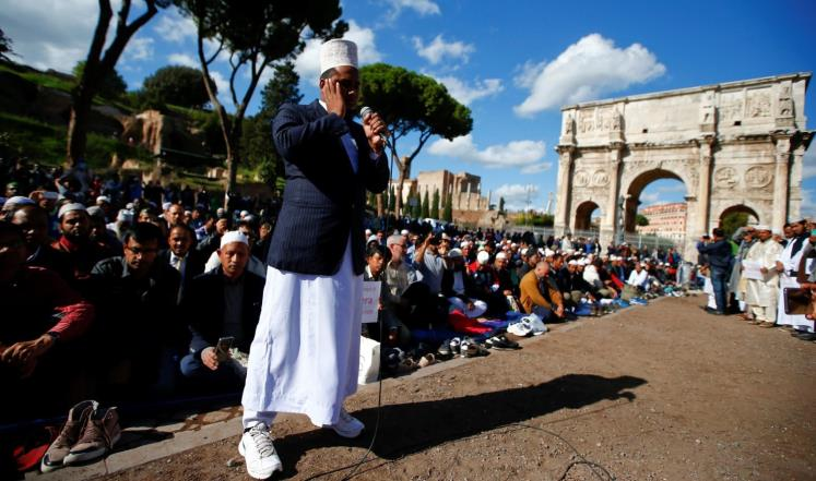 صورة إيطاليا: لن نسمح ببناء مساجد جديدة