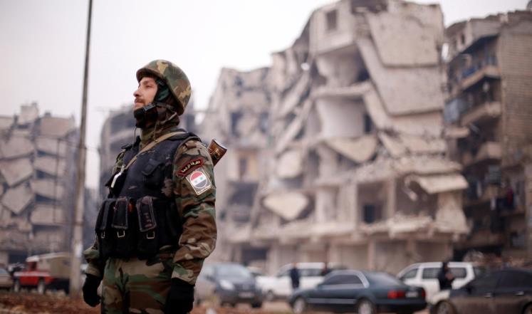 صورة 388 مليارا كلفة الدمار بسوريا