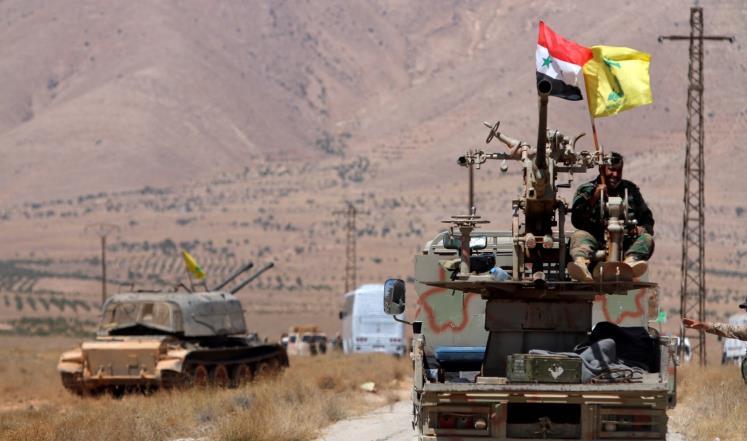 صورة متى سيغادر حزب الله الأراضي السورية؟