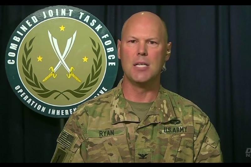 """صورة مسؤولون أمريكيون يقللون من تهديدات """"البغدادي"""""""