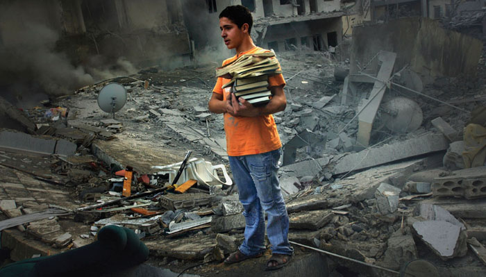 صورة 80 % من سكان سوريا فقراء