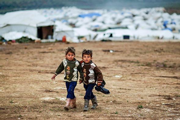 صورة صحيفة: الأسد يتحضر لتصفية ملايين اللاجئين بعد إعادتهم