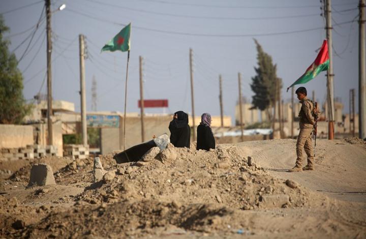 صورة ناشطون: قسد تقتل مدنيا تحت التعذيب في الرقة