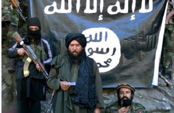 صورة مقتل زعيم تنظيم الدولة في أفغانستان