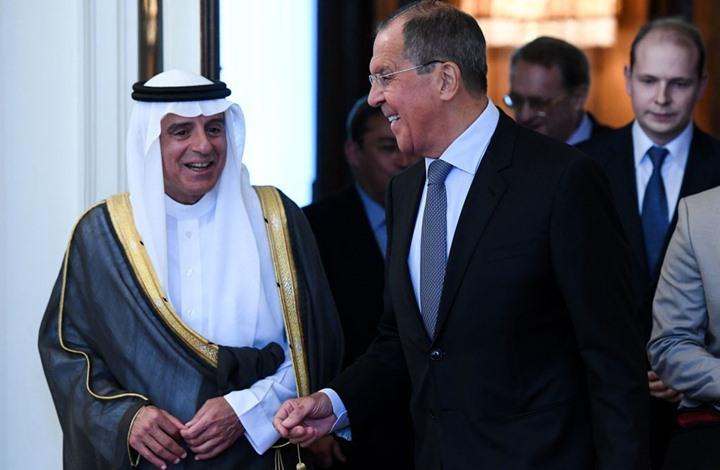 صورة الرياض: ندعم جهود موسكو بسوريا..وتتحدث عن صفقة