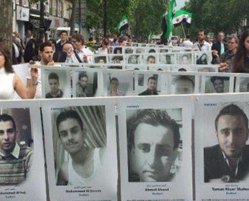 صورة المعتقلون السوريون..رهائن قتلوا تعذيباً