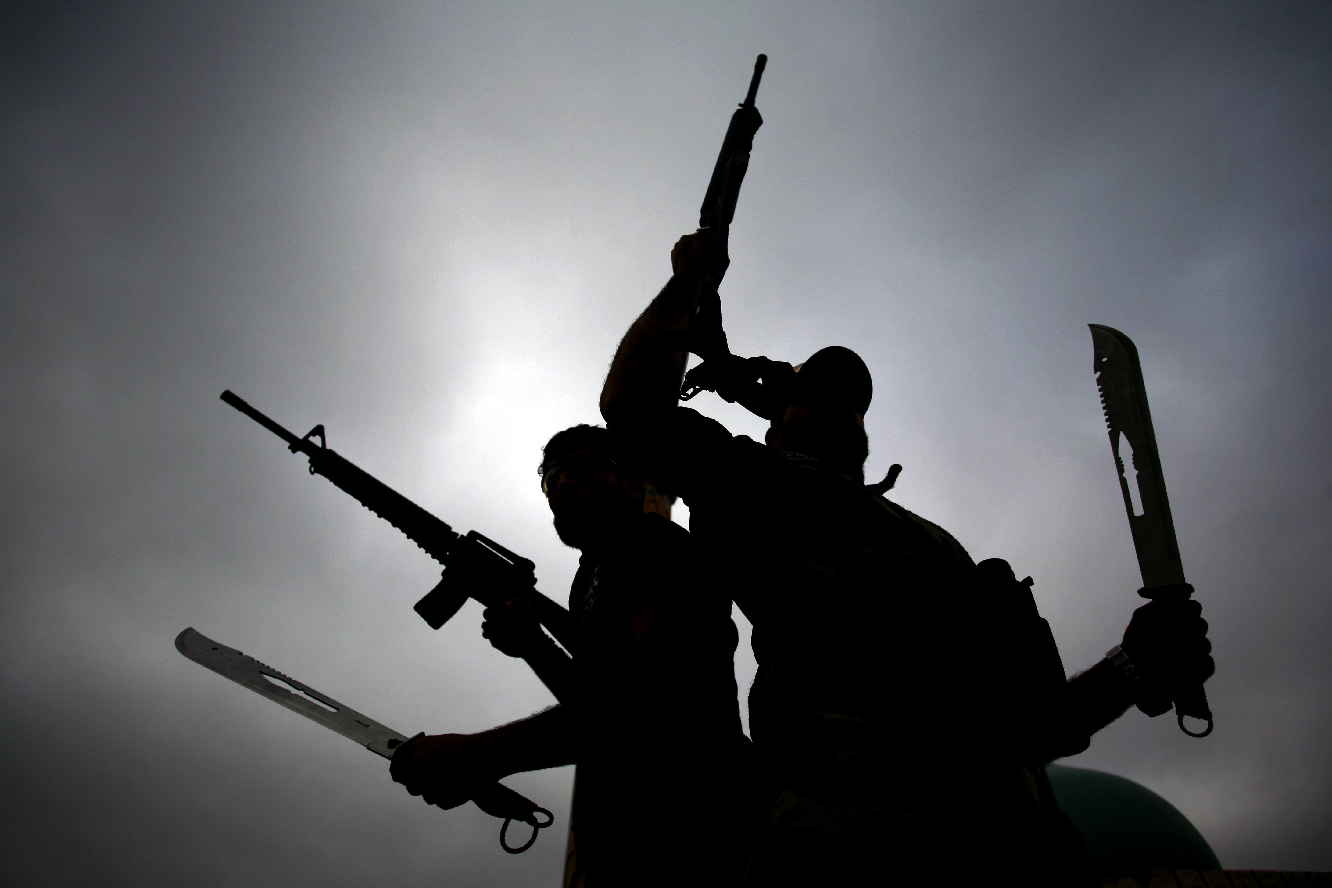 صورة الإرهاب بوصفه أيديولوجيا