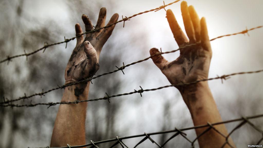 صورة يوم غضب لأجل المعتقلين السوريين