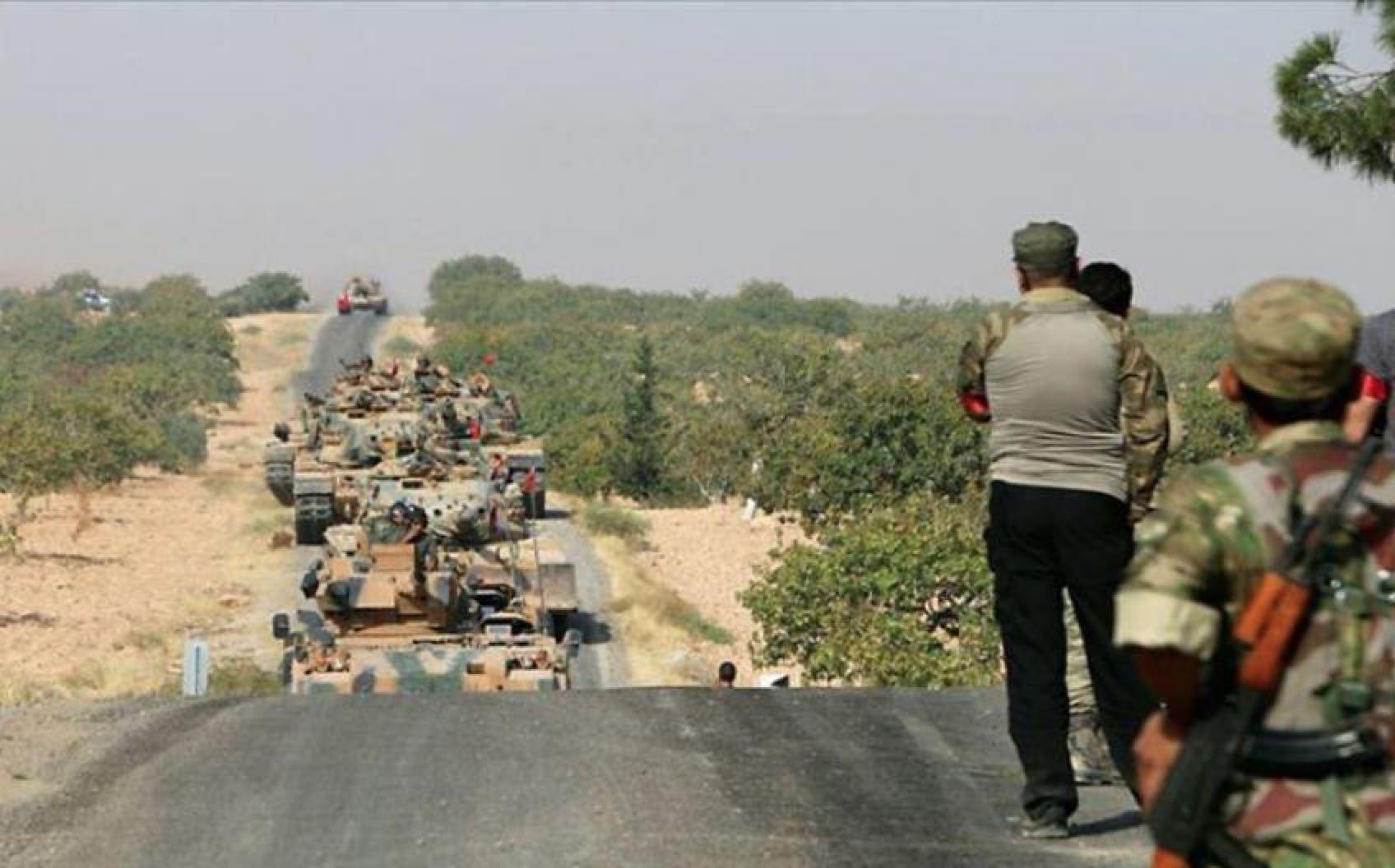صورة أردوغان: مستعدون لإقامة مزيد من المناطق الآمنة بسوريا