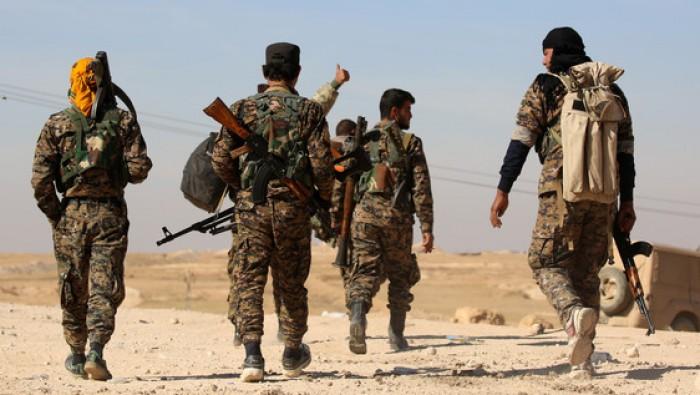 """صورة """"قسد"""" تفصح عن قرارها حول معركة إدلب"""