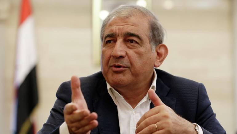 صورة قدري جميل: تغيير الدستور ضرورة وفيدرالية الأكراد مضرة
