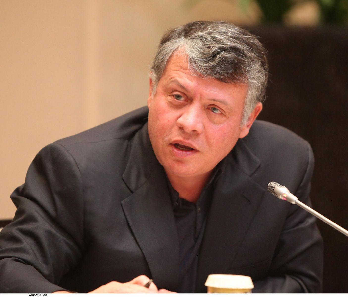 صورة ملك الأردن يطالب المجتمع الدولي بمساندة الدول المضيفة للاجئين السوريين