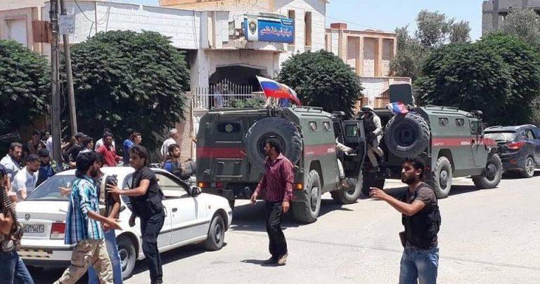 صورة توتر بين فرقة ماهر الأسد وروسيا في درعا..ما أسبابه؟