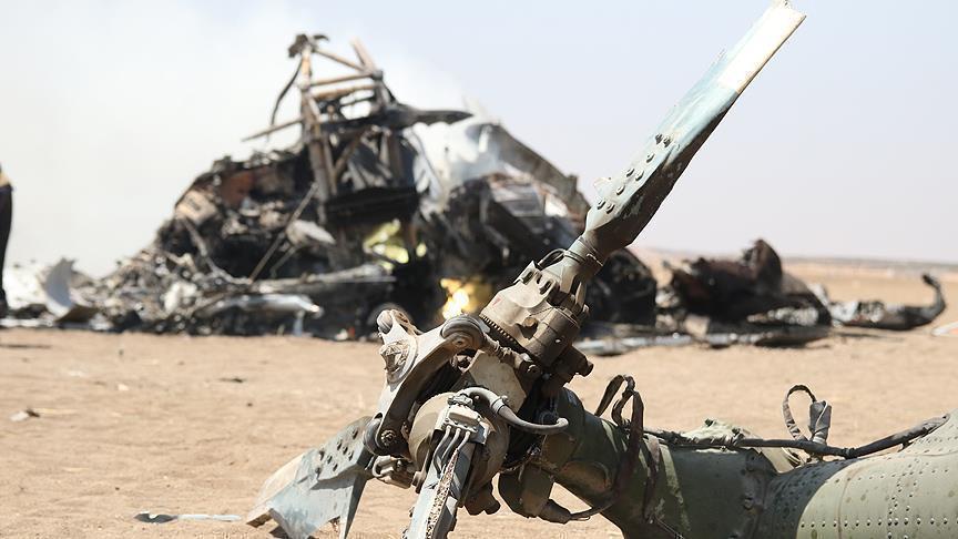 صورة مصرع طيارين أردني وأمريكي سقطت مروحيتهما في الولايات المتحدة