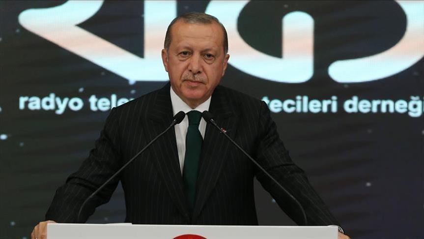 صورة أردوغان: الكلمات تعجز عن وصف النهج الأمريكي تجاه تركيا