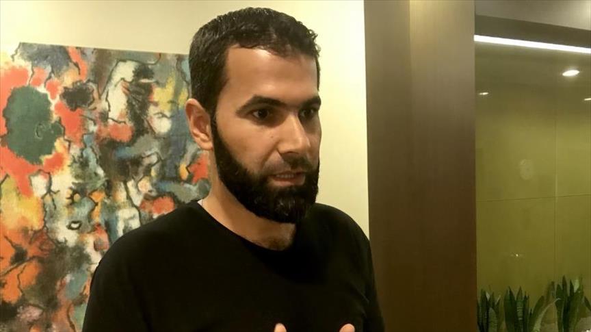صورة معارض سوري يروي معاناته بمسلخ الأسد البشري