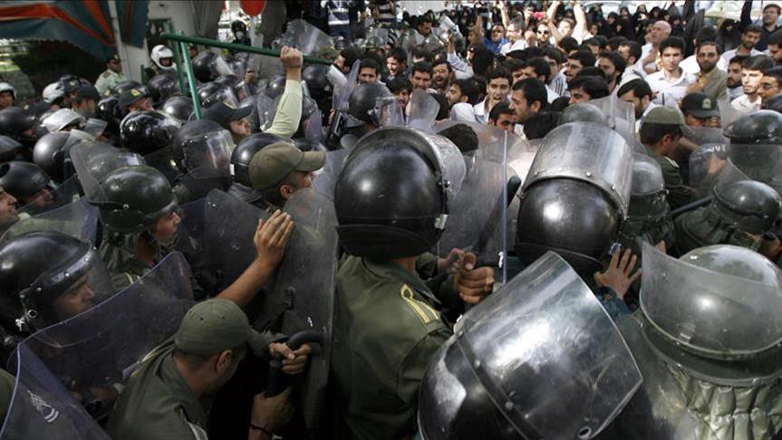 صورة إيران..شرارة الاحتجاجات تصل طهران