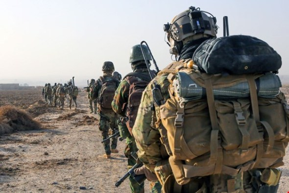 صورة قوة تنظيم الدولة في سوريا أكبر من تقديرات البنتاغون