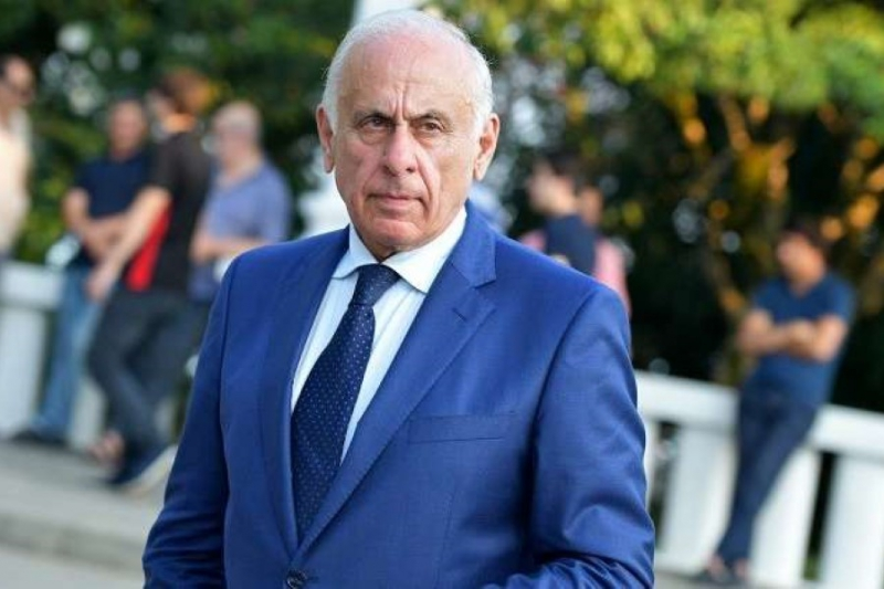 صورة مقتل رئيس وزراء جمهورية أبخازيا بعد عودته من سوريا
