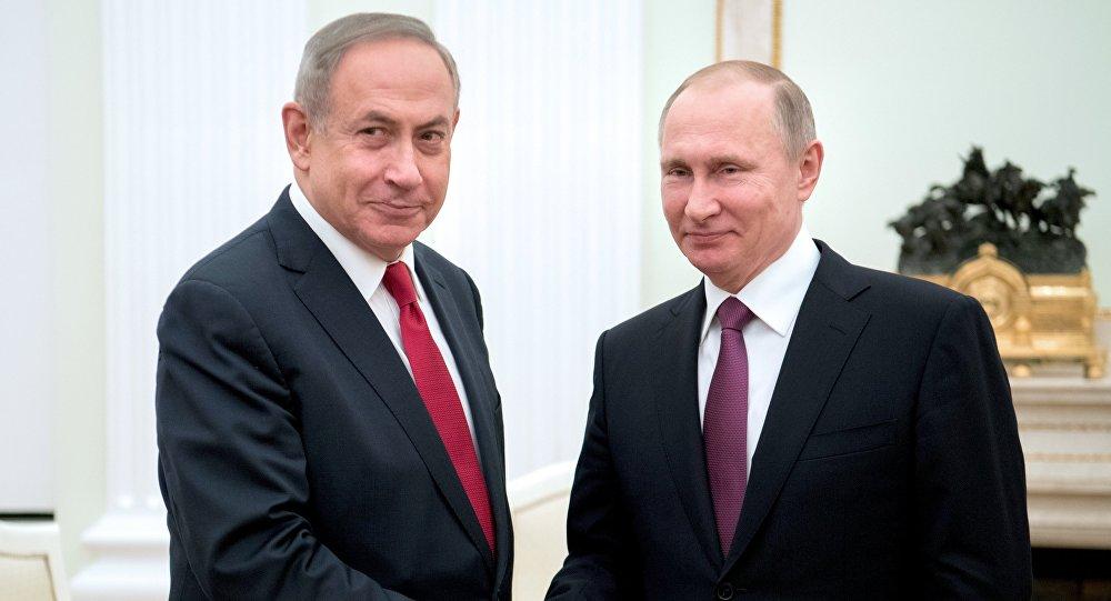 """صورة اجتماع أمني """"إسرائيلي روسي"""" لبحث الأوضاع في سوريا"""