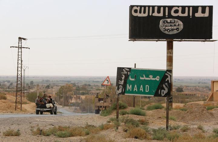 صورة النظام ينقل المئات من تنظيم الدولة من دير الزور لإدلب