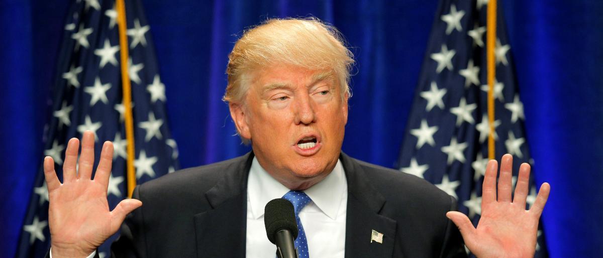 صورة ترامب يكشف عن أكبر غلطة في تاريخ أمريكا