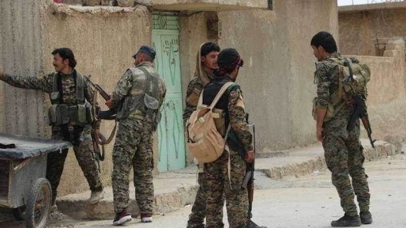 صورة داعش يغتال قيادياً باستخبارات قسد