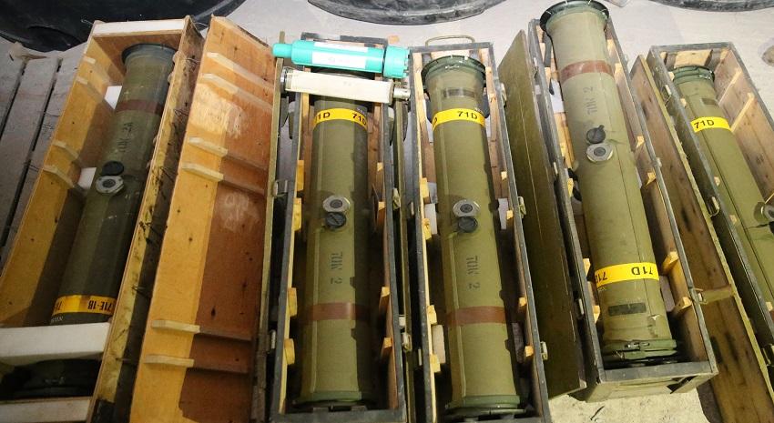 """صورة إدلب..تركيا تسلـح """"الحر"""" بصواريخ """"تاو"""""""