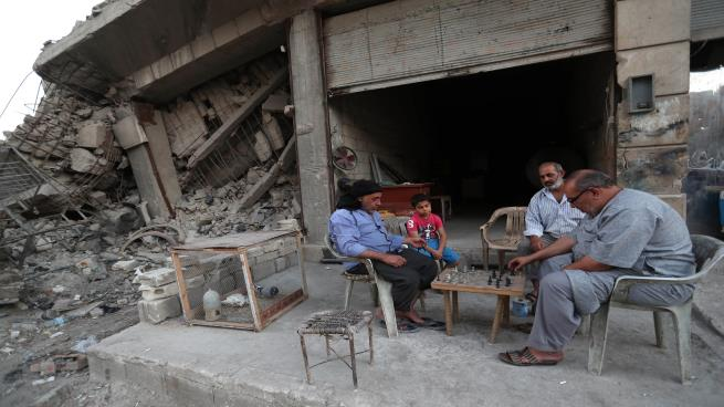 صورة العمل المدني في الشمال السوري ضحية هيمنة السلاح